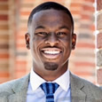 University of Houston Law Center student Patrick Gant.