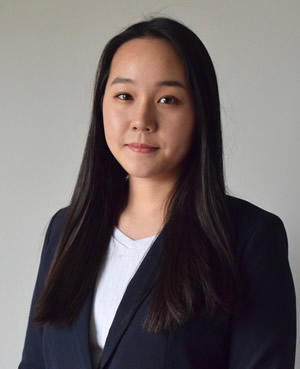 University of Houston Law Center student Danielle Lam recently completed her second year of law school.
